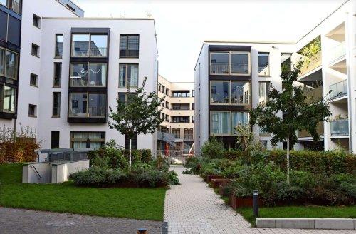 Olga-Areal im Stuttgarter Westen: Aufbruchstimmung im neuen Quartier