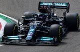 99. Formel-1-Pole: Lewis Hamilton in Imola auf Startplatz eins