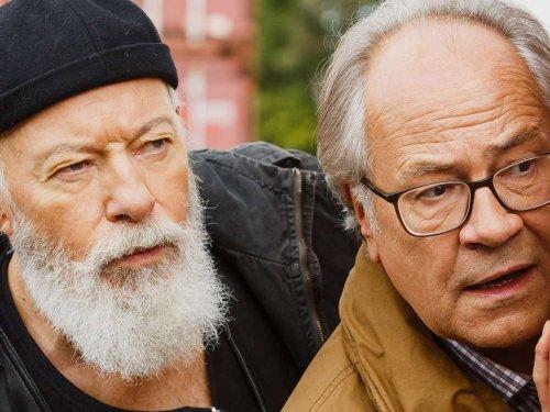 Immer mittwochs im Ersten: Rentnercops: Bill Mockridge und Hartmut Volle ermitteln ab November