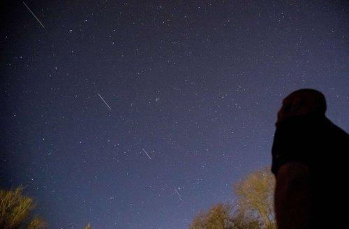Starlink-Projekt von Elon Musk: Himmelsspektakel bis Freitag über Stuttgart zu sehen