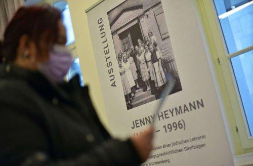 Ausstellung im Hotel Silber in Stuttgart: Auf den Spuren einer jüdischen Lehrerin