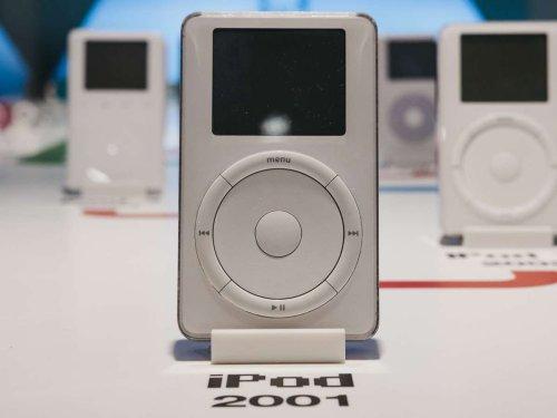 Apples Startschuss für eine neue Zeit: 20 Jahre iPod: Nicht ohne meine Musiksammlung