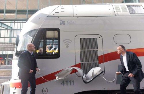 Neue Züge auf der Gäubahn: Im Stundentakt von Stuttgart nach Zürich
