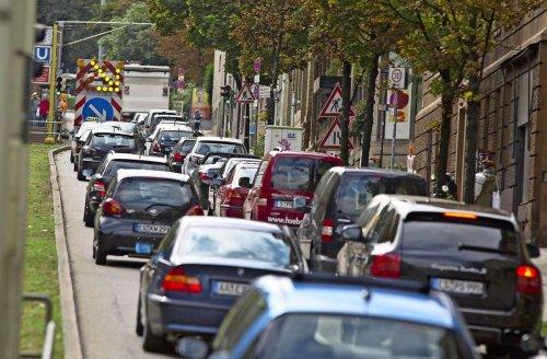 Stadtbahn-Baustelle: Neunwöchiger Verkehrsinfarkt droht