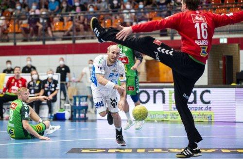 Handball-Bundesliga: Frisch Auf Göppingen kann seine Talfahrt nicht stoppen