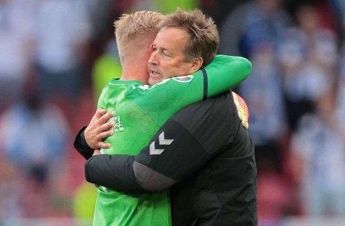 Nach Eriksen-Drama bei der EM 2021: Dänemark-Trainer stellt Spielern den Einsatz frei