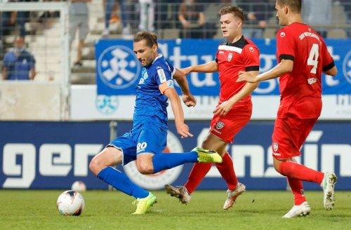 Stuttgarter Kickers gegen Sport-Union Neckarsulm: Liveticker: Kickers wollen nach Corona-Pause einen Dreier im Heimspiel