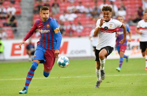 """Twitter zu VfB Stuttgart gegen FC Barcelona: """"Der Gewinner des heutigen Tages ist Polster"""""""
