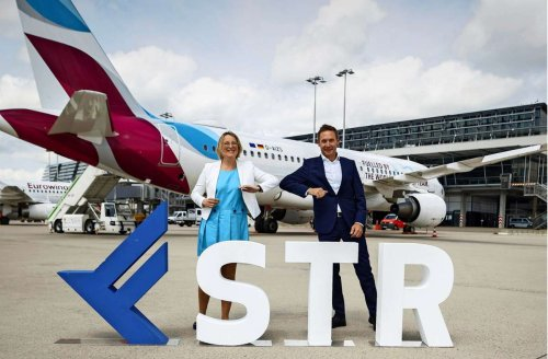 Sommerferien beginnen: Flughafen Stuttgart erwartet einen Hauch von Normalität