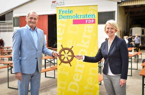 Jahreshauptversammlung der FDP Stuttgart: Reich-Gutjahr folgt auf Serwani – den liberalen Kompass im Auge
