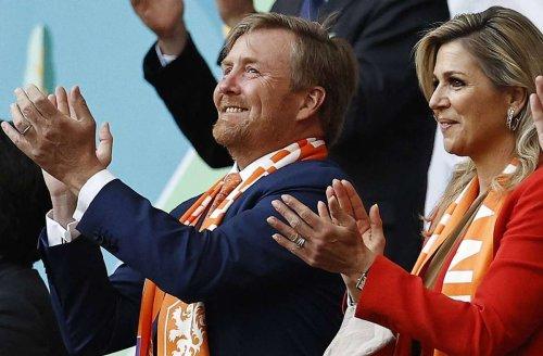 Fußball-EM 2021: Warum der niederländische König Deutschland die Daumen drückt