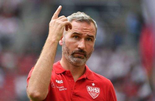 Ex-Trainer des VfB Stuttgart: Tim Walter wird neuer Trainer des Hamburger SV