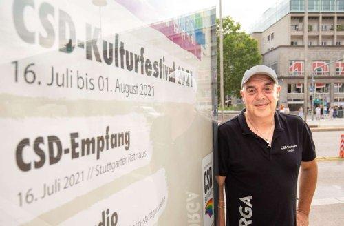 Detlef Raasch: Wer ist der Mann an der Spitze des Stuttgarter CSD?