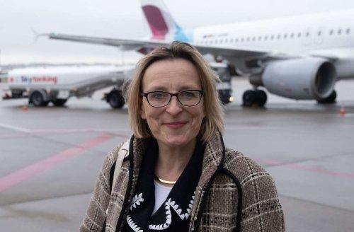 Abschied aus Stuttgart: Flughafenchefin Arina Freitag gibt ihren Job auf