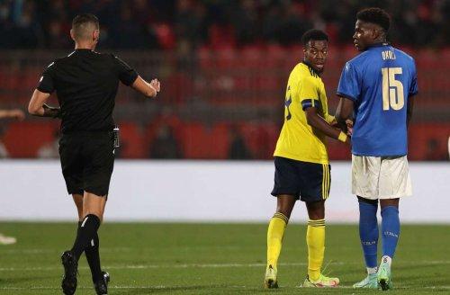 Italien gegen Schweden: UEFA untersucht offenbar rassistischen Vorfall bei U21-Spiel