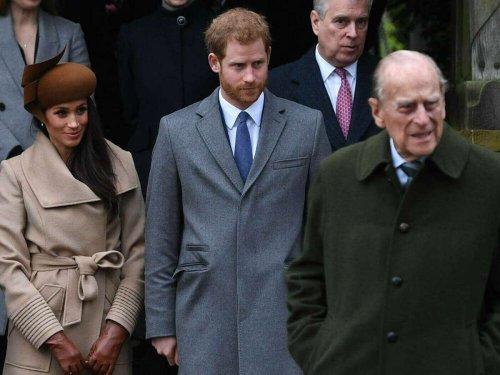 Schwangere Herzogin Meghan : So möchte sie Prinz Philip würdigen
