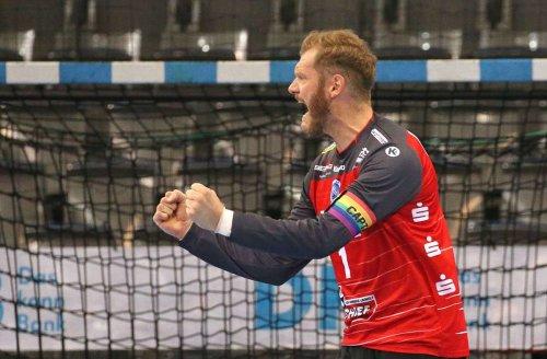Handball-Bundesliga: Sieg am Sonntag auf dem Sofa: Der TVB Stuttgart ist endgültig gerettet