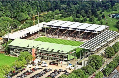 SC Freiburg: Abschied vom Schwarzwaldstadion