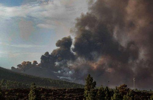 Giftige Luft über Stuttgart?: Wetterdienst warnt vor Verschwörung um Vulkanwolke aus La Palma