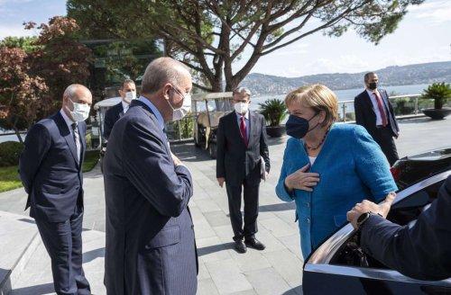 Merkels Abschiedstour in der Türkei: Verlust für Erdogan