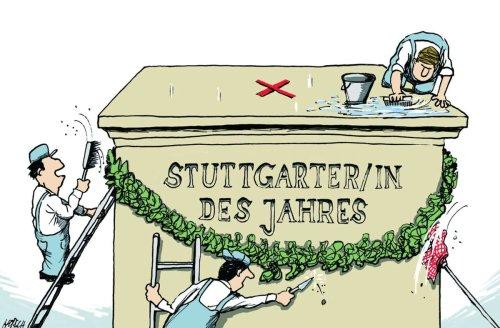 Freiwilliges Engagement: Wer wird Stuttgarter/-in des Jahres?