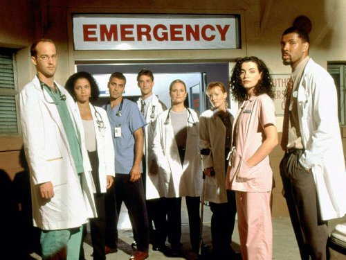 Emergency Room-Reunion: George Clooney trifft seine alten Kollegen