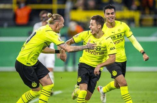 DFB-Pokal: Dortmund und Leipzig weiter – Freiburg rettet sich