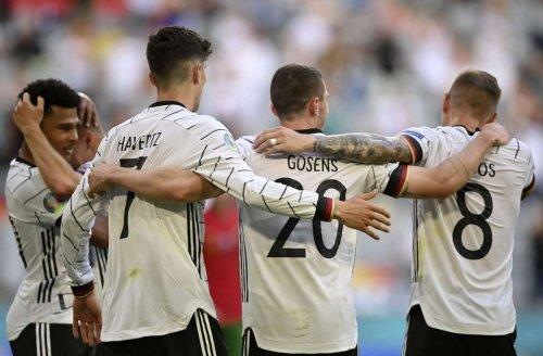 Nach Sieg gegen Portugal: So erreicht Deutschland das Achtelfinale bei der EM 2021