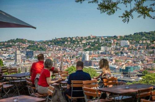 Wohin bei der Hitze?: Das sind die schönsten Biergärten in Stuttgart und Region