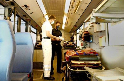 Wache 5 in Degerloch: Feuerwehr hat ihre eigenen Notfallsanitäter