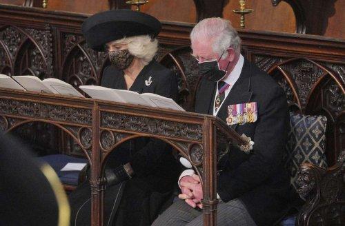 Königsfamilie nimmt Abschied: Die bewegendsten Momente bei der Trauerfeier für Prinz Philip