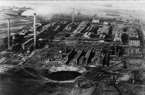 Unglück vor 100 Jahren: Als die BASF in die Luft flog