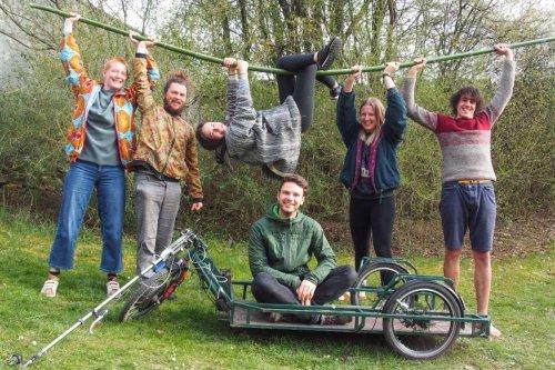 Vier neue nachhaltige Projekte finden Unterstützung