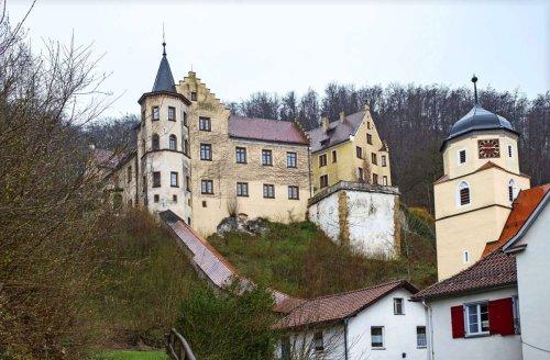 Schloss Weißenstein feiert Jubiläum: Verborgene Welten in altem Gemäuer