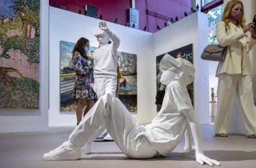 Art Basel: Kunstmesse startet mit Millionen-Verkäufen