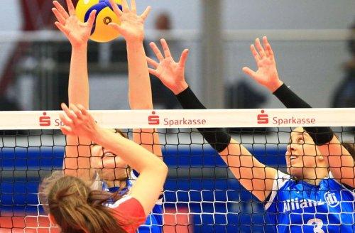 Volleyball-Bundesliga: Stuttgarter Volleyball-Frauen verpassen erste Titel-Chance