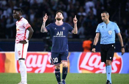 Doppelter Messi, starker Mbappé: RB Leipzig verliert knapp gegen Paris