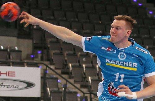 Handball-Bundesliga: Adam Lönn lässt den TVB Stuttgart jubeln