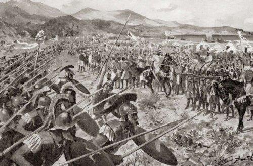 Kriege der Antike: Mythos Marathon