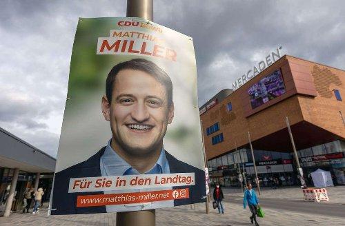Stühlerücken in der Union: Matthias Miller will Kreis-CDU führen