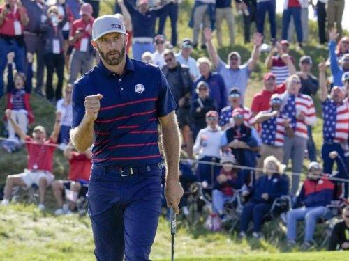 Kontinentalvergleich: 43. Ryder Cup: US-Golfstars dominieren Team Europa klar