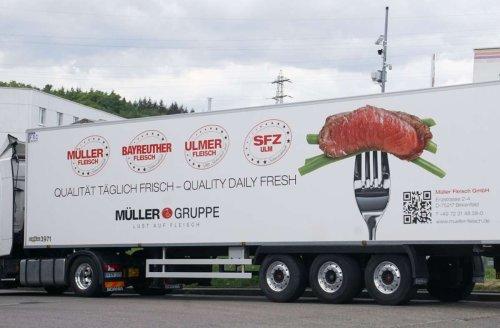 Corona-Skandale in der Fleischwirtschaft: Müller Fleisch will nicht Tönnies sein