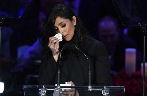 Verstorbener Kobe Bryant in Hall of Fame: Vanessa Bryant beeindruckt mit emotionaler Rede