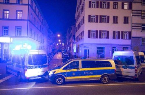 Kontrollen in Stuttgart: Vereinzelte Zwischenfälle bei nächtlicher Ausgangssperre am Freitag