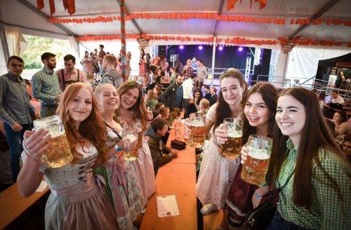 Schlossgarten in Stuttgart: Endlich wieder Erstiwasen für Studierende
