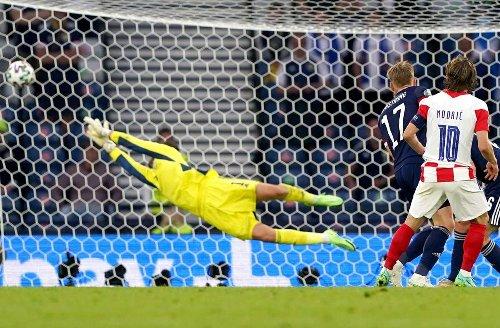 EM 2021: Modric führt Kroatien mit Zaubertor ins Achtelfinale
