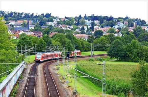 Öffentlicher Nahverkehr in Leinfelden-Echterdingen: Kleine Erfolge für Schienenlärm-Geplagte