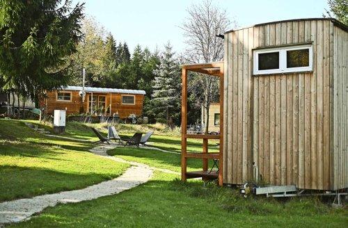 Stadt im Taschenformat: Hochschule Esslingen startet Tiny-Houses-Projekt