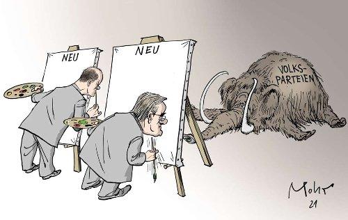 Luff & Mohr: Die Karikatur des Tages