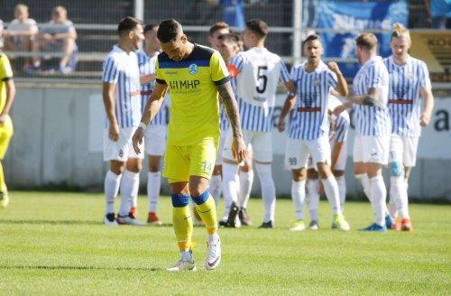 Stuttgarter Kickers unterliegen in Pforzheim: Die Blauen rätseln über die Offensivschwäche